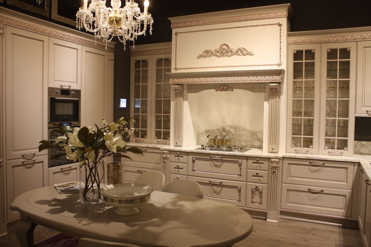 Stosa Cucine kitchen cabinets handle